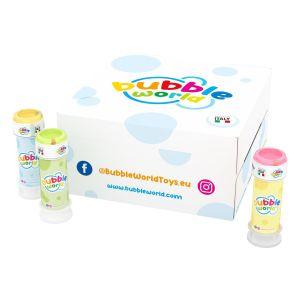 Bolle di sapone Bubble World Classic_confezione da 36 pz