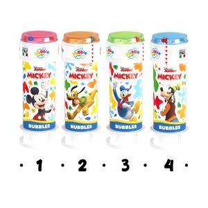 Mickey Mouse - Bolla di sapone Bubble World