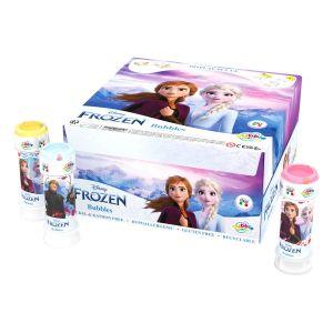 Bolle di sapone Bubble World Frozen 2_confezione da 36 pz