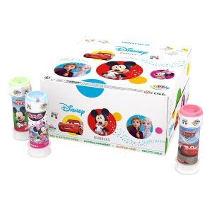 Disney Multiproperty - Bolle di sapone Bubble World - Confez. da 36 pz