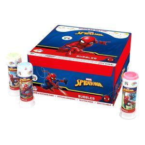 Bolle di sapone Bubble World Spiderman_confezione da 36 pz
