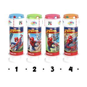 Spiderman - Bolla di sapone Bubble World