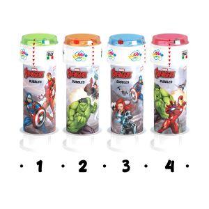 Avengers - Bolla di sapone Bubble World