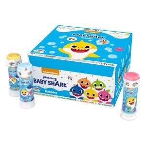 Bolle di sapone Bubble World Baby Shark_confezione da 36 pz