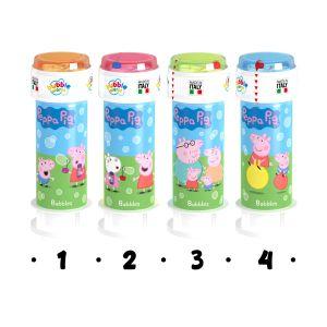 Peppa Pig - Bolla di sapone Bubble World