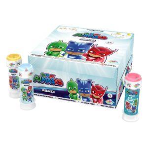 Bolle di sapone Bubble World Pj Masks_confezione da 36 pz