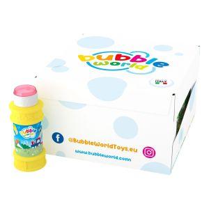 Color - Bolle di sapone Maxi Bubble World - Confezione da 16 pz
