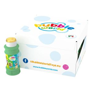 Animal - Bolle di sapone Maxi Bubble World - Confezione da 16 pz