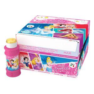 Principesse - Bolle di sapone Maxi Bubble World - Confezione da 16 pz