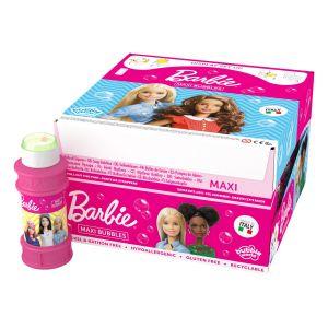 Barbie - Bolle di sapone Maxi Bubble World - Confezione da 16 pz