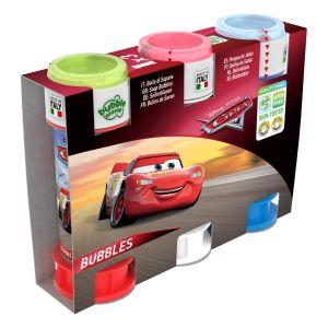 Bolle di sapone in pack Bubble World Disney/Pixar Cars_confezione da 3