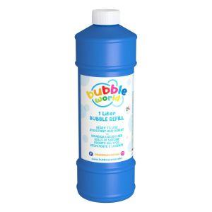 Ricarica bolle di sapone 1L Bubble World