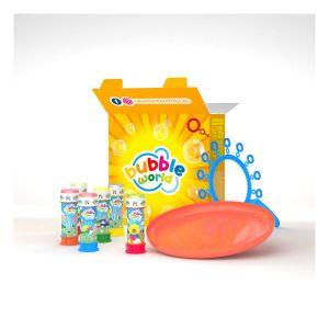 Kit giocabolle con Disco volante