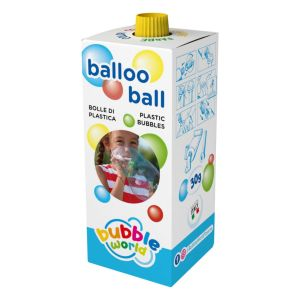 Balloo Ball Bubble World gialla