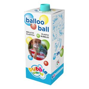Balloo Ball Bubble World verde