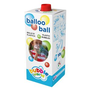 Balloo Ball Bubble World rossa