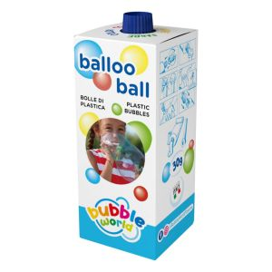 Balloo Ball Bubble World blu
