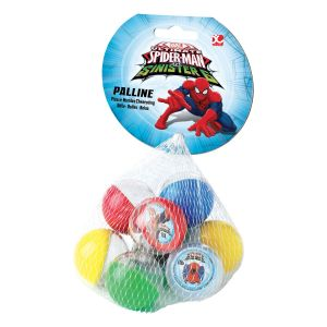 Palline Bubble World Spiderman