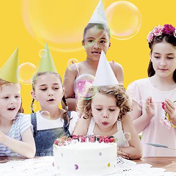 Un compleanno speciale? Fallo a tema!
